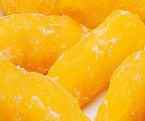 Receta de batatas abrillantadas con azúcar