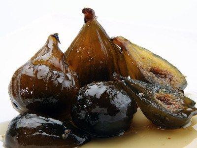Receta de dulce de higos en almíbar