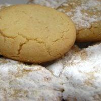 Receta de galletas polvorosas