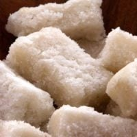 Receta de conservas de coco y leche