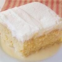 Receta de torta tres leches venezolana