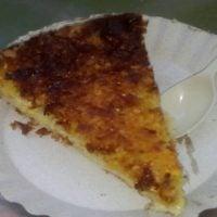 Receta de torta de jojoto tierno