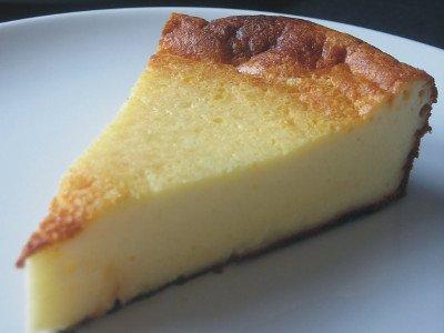 Receta de torta de queso crema casera