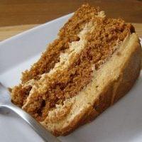 Receta de torta moka casera