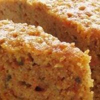 Receta de torta de zanahoria con aceite