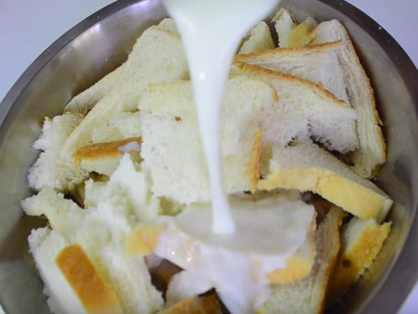 Receta de dulce de pan de leche