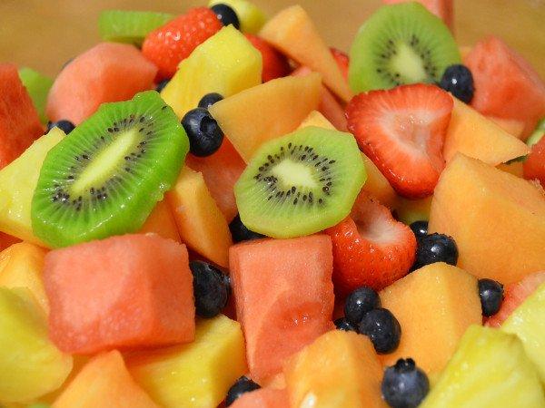 Receta de papeloncitos de frutas